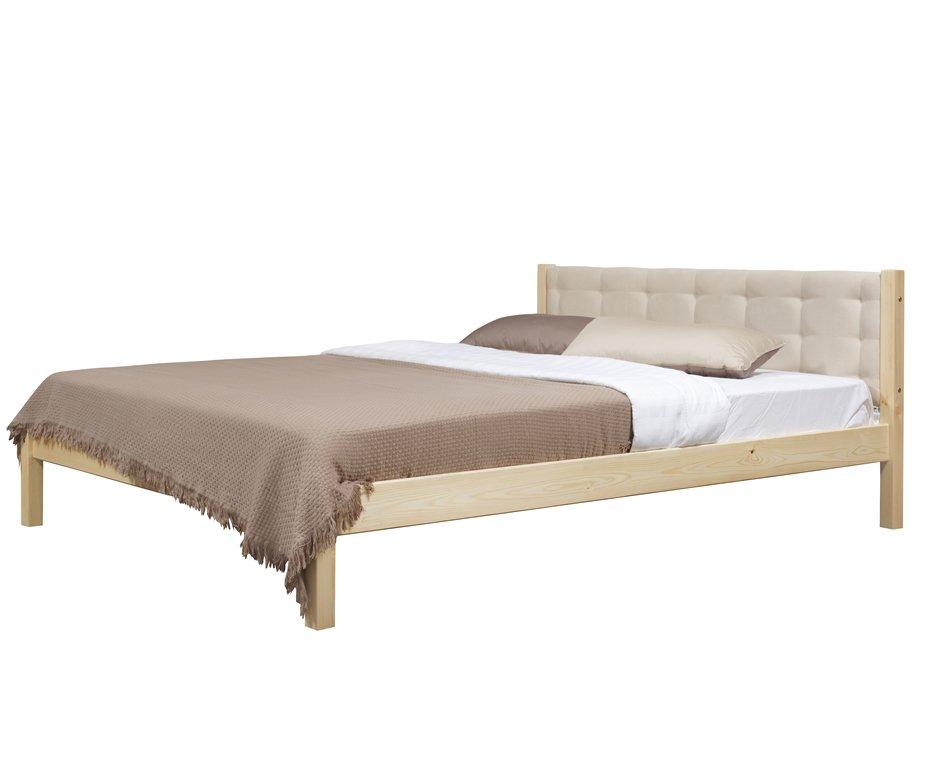 Кровать Классик-1 мягкая