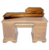 Конторка к 2-х тумб. столу